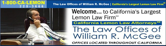 California Lemon Law >> California Lemon Law Information From Randy Sottile
